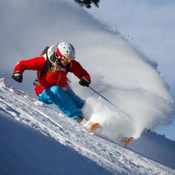 Skiing - Heliskiing - Snowboarding - Snowmobiling Tour