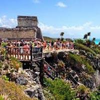 Mayan Ruins Of Tulum Tour