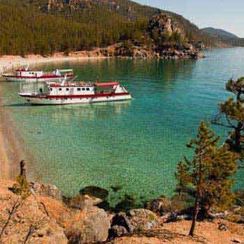 Lake Baikal Cruise Package