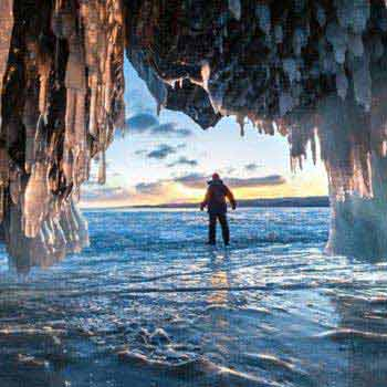 Lake Baikal Photography Expedition Package