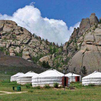 Naadam Festival - Trans - Mongolian Express Package