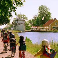 GOTA CANAL MINI CRUISE, 2 DAYS FROM MOTALA