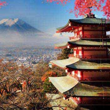 Japan & South Korea Tour