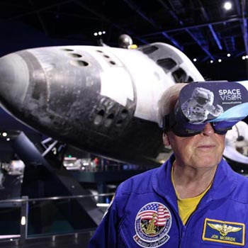 Orlando KSC Space Camp Tour