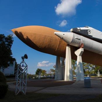 Huntsville Rocket CenterSpace Camp Tour
