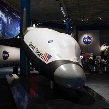 Houston Johnson Space Camp Tour
