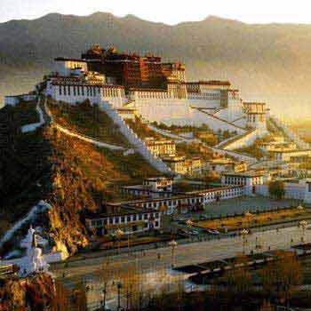 Tibet Lhasa Tour  Package