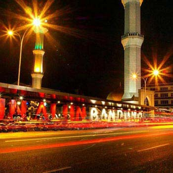 3 Days Bandung Tour Package