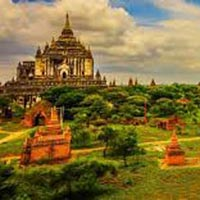 The Beauty Of Bagan Tour