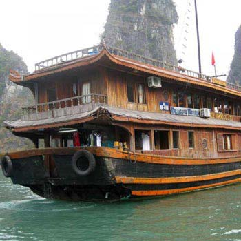 Hanoi – Halong (Overnight On Cruise) Tour