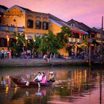 Da Nang - Hue - Hoi An Tour