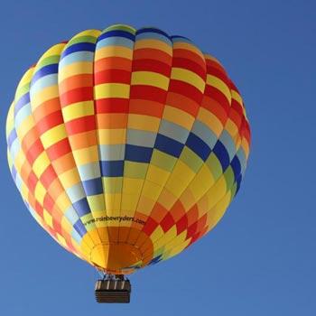 Hot Air Balloon Ride Cappadocia – Standard Flight Tour