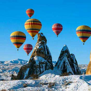 Discover Cappadocia On A Tour With Overnight Stay