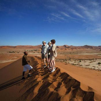 Desert Dune Safari In Namibia Tour