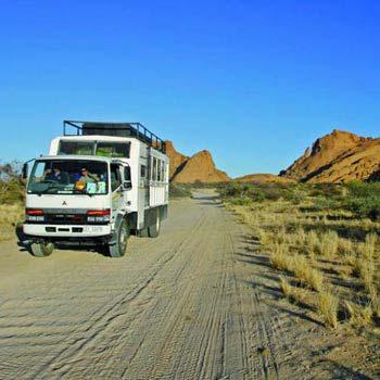 Nomad Namibia Explorer Tour