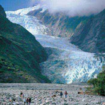 Glacier And Coastal Wonders