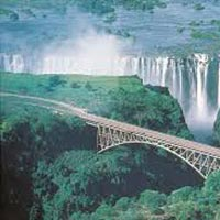 Southern Africa by River and Rail Tour