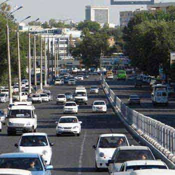 One Day Tour of Tashkent - City Excursion for Two Persons Package