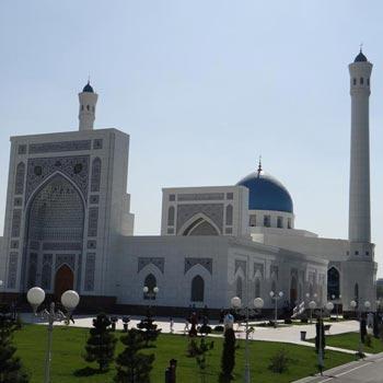 From Astana to Uzbekistan Package