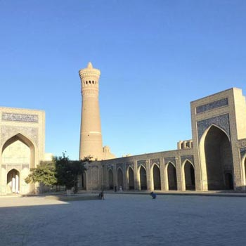 Tour from Moscow to Uzbekistan - Khiva, Samarkand, Bukhara Package
