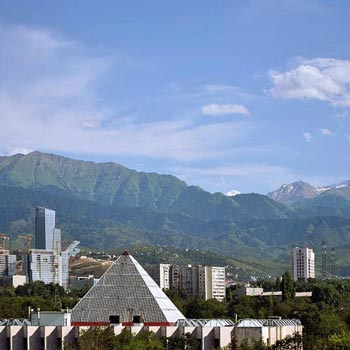One Day Tour of Almaty - City Excursion Package