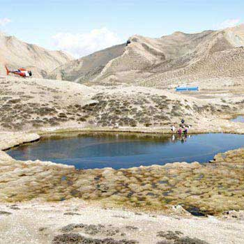 Damodar Kunda Pilgrimage By Helicopter Package