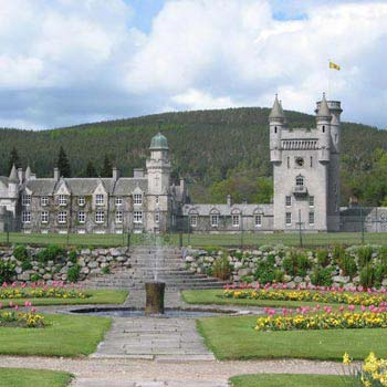 Deeside and Balmoral Castle Tour