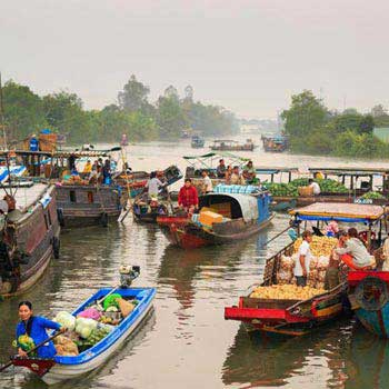 Vietnam Culture and Cuisine Tour