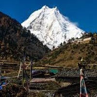 Manaslu Circuit Trek 18 Days Tour