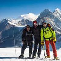Mera Peak Climbing Trek 18 Days Tour