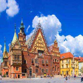 Wroclaw Tour from Warsaw Package