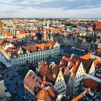Wroclaw Tour from Lodz Package