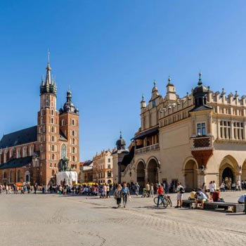 8 - Day Vip Tour Around Poland to Join Package