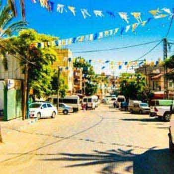 Caesarea, Kibbutz, and Arab Village 2-day Tour Package