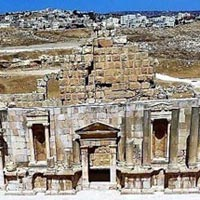 Northern Israel & Jordan 5 Day Loop Package