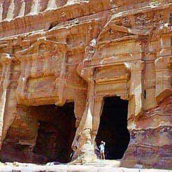 Petra & Wadi Rum Tour from Jerusalem 3-Day Tour Package