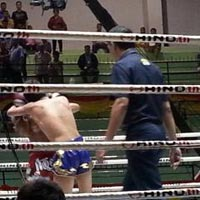 Thai Boxing Ticket Package