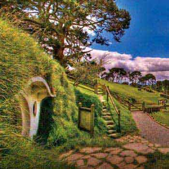 Lord of the Rings Hobbit Filming Locations Package