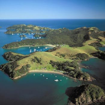 6 Night Luxury Bay of Islands Cruise Package