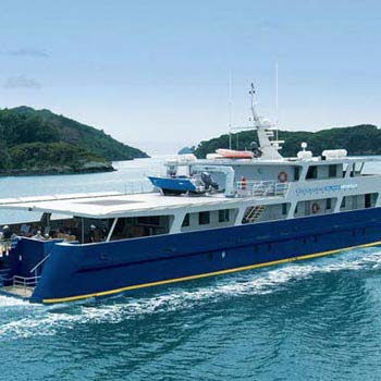 Abel Tasman National Park, Luxury Cruise Package