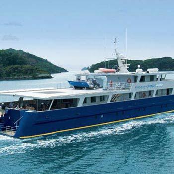 Abel Tasman National Park, Luxury Cruise Package