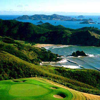 6 Night - Luxury Golf Afloat Cruise - Bay of Islands Package