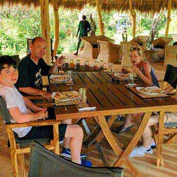 3 Nights Stay At Yala Safari Camp Package
