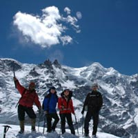 Mera Peak Climbing in Nepal Package