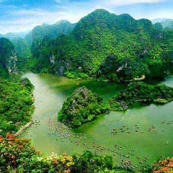 Explore Vietnam's World Heritage Sites