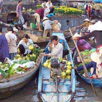 Mekong Homestay - Can Tho Floating Market