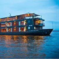 Mekong Night Cruise Tour