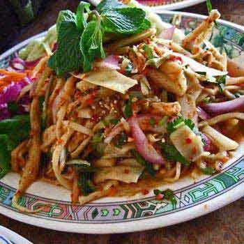 Spicy Laos Tour