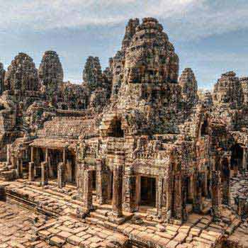 Full Day City Tour Angkor