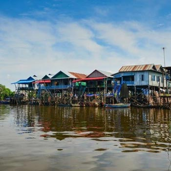 Half Day Floating Village – Tonle Sap Lake Tour